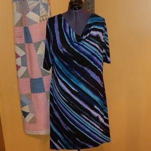 Stunning XL High-Low Sweater Dress